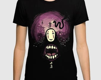 Spirited Away Studio Ghibli Men's Women's T-shirt