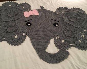 Elephant Rung / Wall Decoration