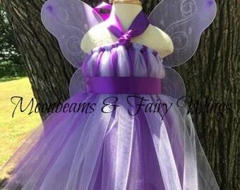 Purple Fairy Tutu,Purple Fairy Costume,Purple Fairy Wings,Purple Fairy Tutu,Purple Fairy Halloween Costume,Fairy Costume,Fairy Tutu,Fairy