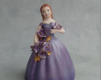 Lady Figurine