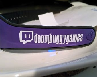 Custom MagicBand Name Decal