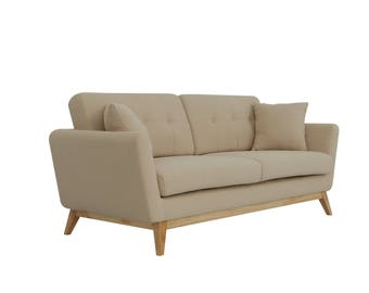 Arvid Nordic style color Beige sofa