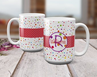Personalized Teacher Mug - Teacher Mug - Teacher Gifts - Teacher Appreciation Mugs- Best Teacher Mug - 15oz Mug - 15 oz - Gift for Teacher