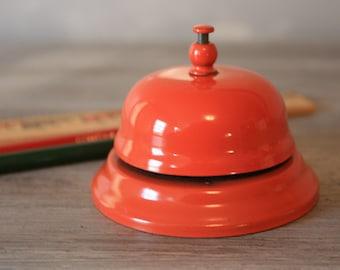 Metal Bell / Orange Metal Bell