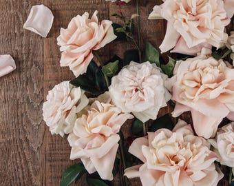 Artificial Rose Mandarin