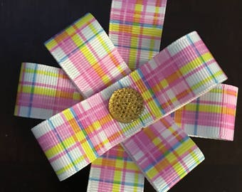 Plaid bows