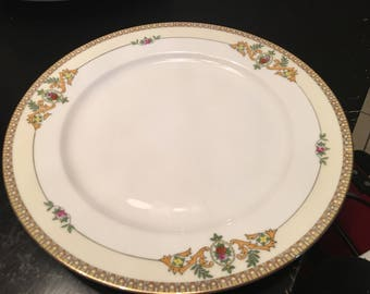 Meito china- Toledo Pattern Dinner Plate