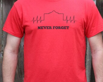 Texas T-Shirt ELECTRO-ALAMO-GRAM