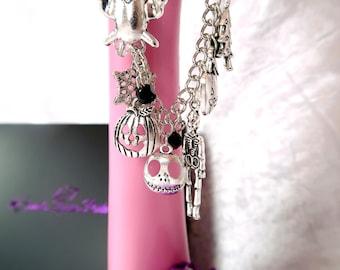 Pre-Order 5Wks This Is Halloween Charm Bead Bracelet