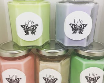 Handmade Soy Candles - 8oz