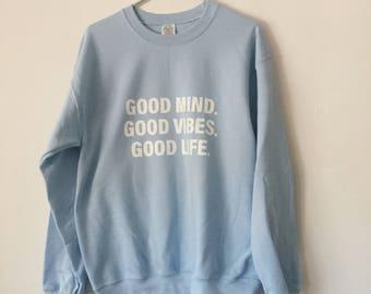 Good sweatshirt