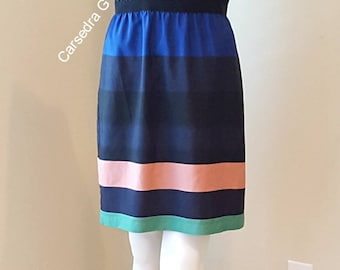 Striped Sleeveless Dress (Final Sale)