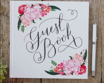 Boho Wedding Guest Books