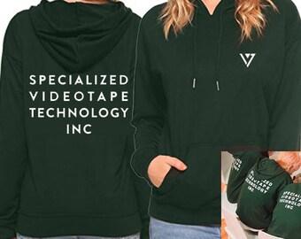 Seventeen Hoodie / Seventeen Sweater / Specialized Videotape Technology / Seventeen Kpop / SVT Kpop / SVT Hoodie