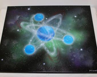 Galactic Atom