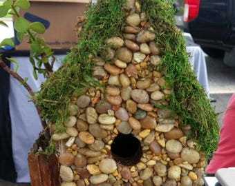 Forest Nymph Birdhouse