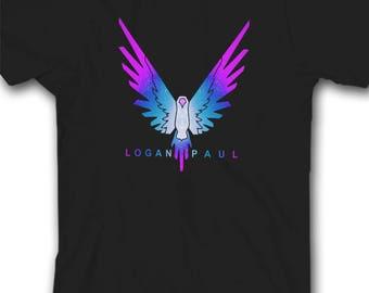 Inspired By Logan Paul, Bird Maverick Logo shirt, Maverick T-shirt, Unisex Adult and Youth Size T Shirt