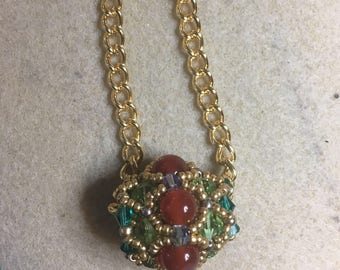 Hand made pendant