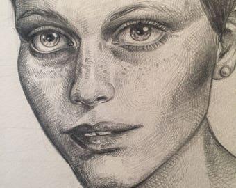 Mia Farrow study