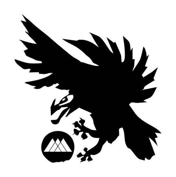 destiny 2 decal warlock logo