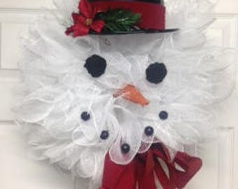 Whimsy Frosty the Snowman