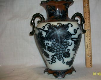 Listing 178 is a Home Decorative Vase, With Handles