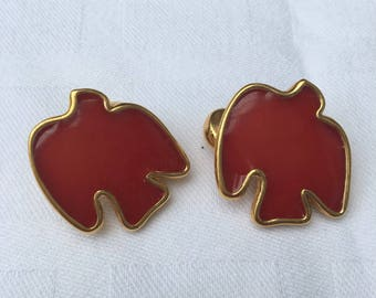 Mint condition vintage YSL cuff links.