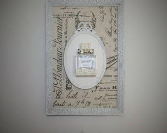 Frame home decor themed perfume