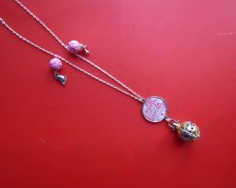 necklace bola pregnancy necklace