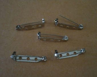 set of 5 pins for PIN - do-it-yourself creation