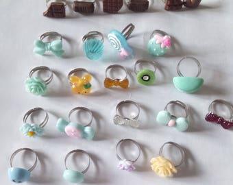 rings surprises
