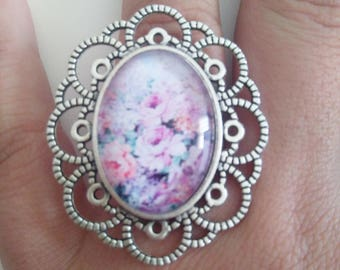 Ring/Ring 3D Crystal
