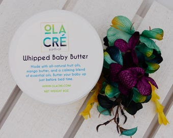 Whipped Baby Butter - Body Lotion