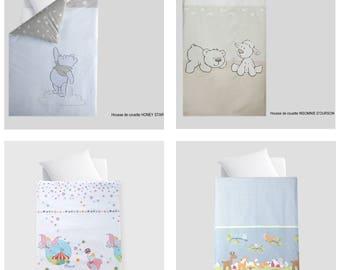 80 x 120 bottle 100% cotton printed DUVET cover 120 x 80 dekbedovertrek 120 x 80 duvet cover 80 x 120