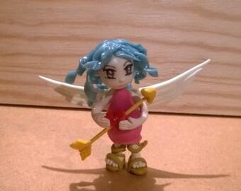 Figurine decoration: the petiteCupidon Lilie