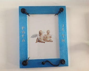 COUPON... Dad I love you m: frame for men