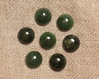 Jade Nephrite - round 10mm 4558550031563 Canada - gemstone cabochon