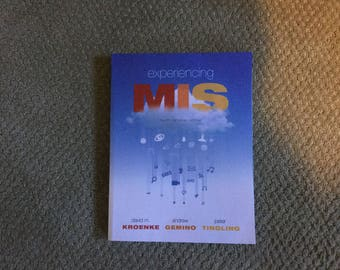 Experiencing MIS- Fourth Canadian Edition PAPERBACK (Used)