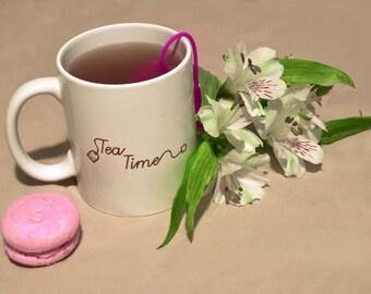 """Mug """"Tea Time"""""""
