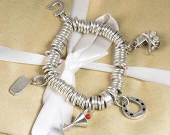 Links Of London Sweetie Bracelet & Charms