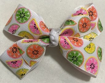 Melons hair bow