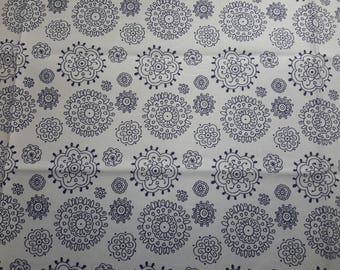 coupon of fabrics for patchwork