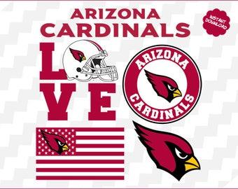 Arizona Cardinals Svg, arizona cardinals vector, arizona cardinals clipart, arizona cardinals cutting files, arizona cardinals logo