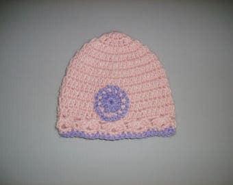 Baby bonnet Preemie / newborn