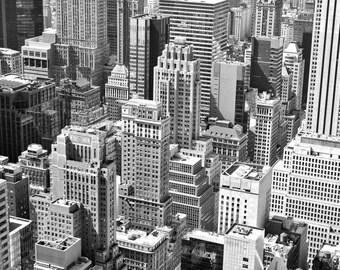 BUILDINGS, Manhattan, New York City