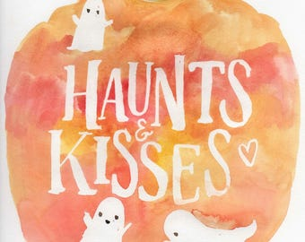 Haunts & Kisses
