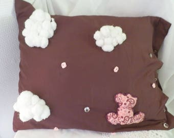 Cushion cover for child's room