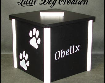 Box Kibbles or treats for dogs or cats