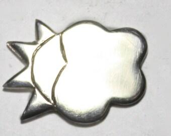 Sun Cloud Necklace