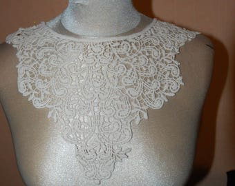 pretty breastplate decollette n: cotton 1
